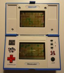 Game & Watch: Gold Cliff (Multi Screen Series)