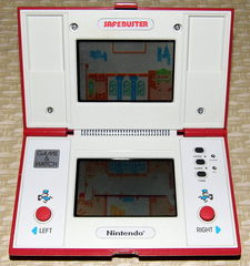 Game & Watch: SafeBuster (Multi Screen Series)