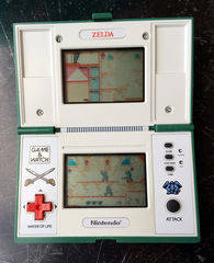 Game & Watch: Zelda (Multi Screen Series)