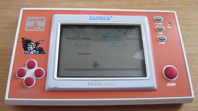 Game & Watch: Climber (New Wide Screen Series)