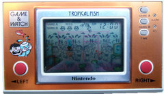 Game & Watch: Tropical Fish (New Wide Screen Series)