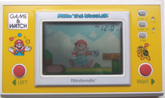 Game & Watch: Mario The Juggler (New Wide Screen Series)