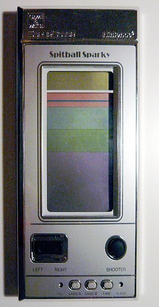 Game & Watch: Spitball Sparky (Super Color Series)