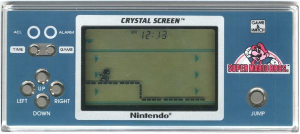 Game & Watch: Super Mario Bros. (Crystal Screen Series)