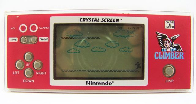 Game & Watch: Climber (Crystal Screen Series)