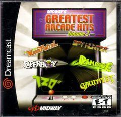 Midway's Greatest Arcade Hits Vol. 2 (Sega Dreamcast)