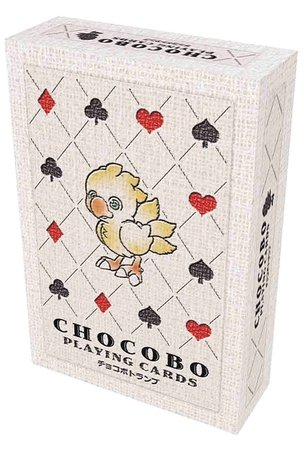 Playing Cards (Chocobo)