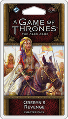 Oberyn's Revenge - Chapter Pack (A Game Of Thrones) 2nd Ed