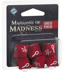 Mansions of Madness - Dice Set (Fantasy Fight) - 2nd Ed.