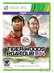 Tiger Woods - PGA Tour 14 (Xbox 360)