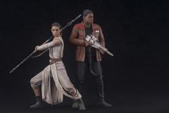 Rey & Finn (Star Wars)