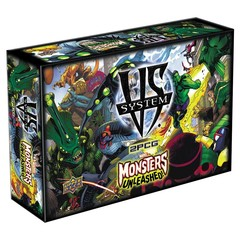 Marvel - Monsters Unleashed - 2PCG (VS System) - Limited Ed.