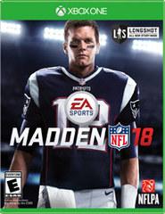 Madden NFL 18 (Microsoft) - XBOne