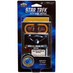 Star Trek Attack Wing - Oberth Class Card Pack - Wave 1