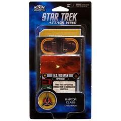 Star Trek Attack Wing - Raptor Class Card Pack - Wave 1