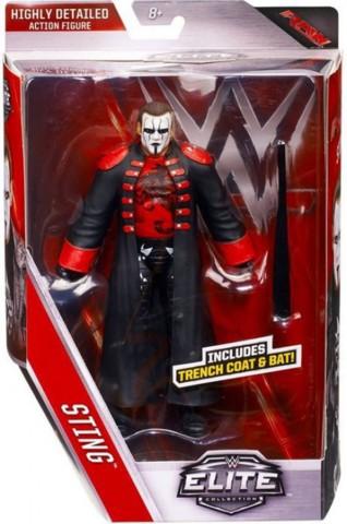 Sting - Raw (WWE Elite)