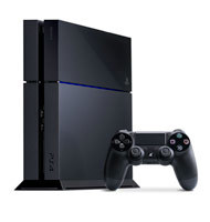 PlayStation 4 500GB Black System