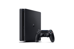 PlayStation 4 1TB Slim System - Black (PS4)