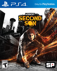 Infamous - Second Son (Playstation 4) - PS4