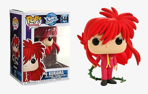 #544 - Kurama (Yu-Yu Hakusho)