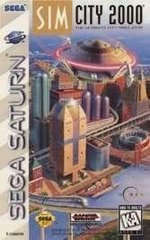 Sim City 2000 (Saturn)