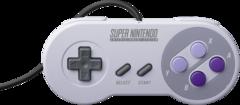 Super Nintendo Controller (Name Brand)