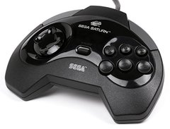 Sega Saturn Controller Model A (Name Brand)