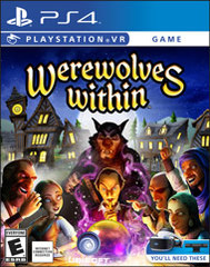 Werewolves Within (Sony) - Playstation 4 VR