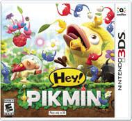 HEY! Pikmin (Nintendo) 3DS