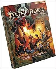 Pathfinder - Core Rule Book (RPG) - Second Edition