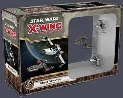 Most Wanted - (Star Wars X-Wing)