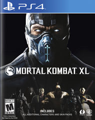 Mortal Kombat XL - Video Games » Sony » PlayStation 4 (PS4) - Wii ... 6bdc91a2964f