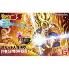 Dragon Ball Z Super Saiyan Son Goku Model Kit