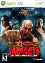 TNA Impact! (Xbox 360)