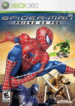 Spider-Man - Friend or Foe (Xbox 360)