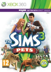 The Sims 3 - Pets (Xbox 360)