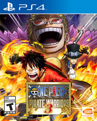 One Piece - Pirate Warriors 3 (Playstation 4)