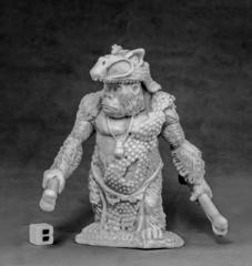 Avatar of Resilience - Gorilla (Dark Heaven Bones) - 77589