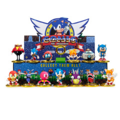 Sonic The Hedgehog - (Kidrobot X) - Blind Box Mini Series