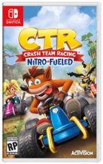Crash Team Racing Nitro Fueled (Switch)
