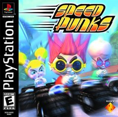 Speed Punks (Playstation)