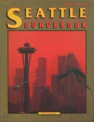 Shadowrun Sourcebook: Seattle Sourcebook