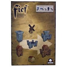Fief Medieval Buildings pack