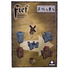 Fief Medieval Buildings pack