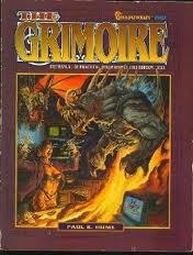 Shadowrun Sourcebook: The Grimoire