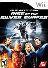 FF Rise of the Silver Surfer - Wii
