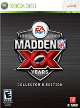 Madden NFL 09 - 20th Anniversary (Xbox 360) - CE
