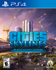 Cities Skylines PS4 Edition (PS4)