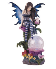 Blue Fairy / LED Bubble - 91273
