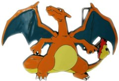 Charizard Rockstar Belt Buckle (Pokemon)